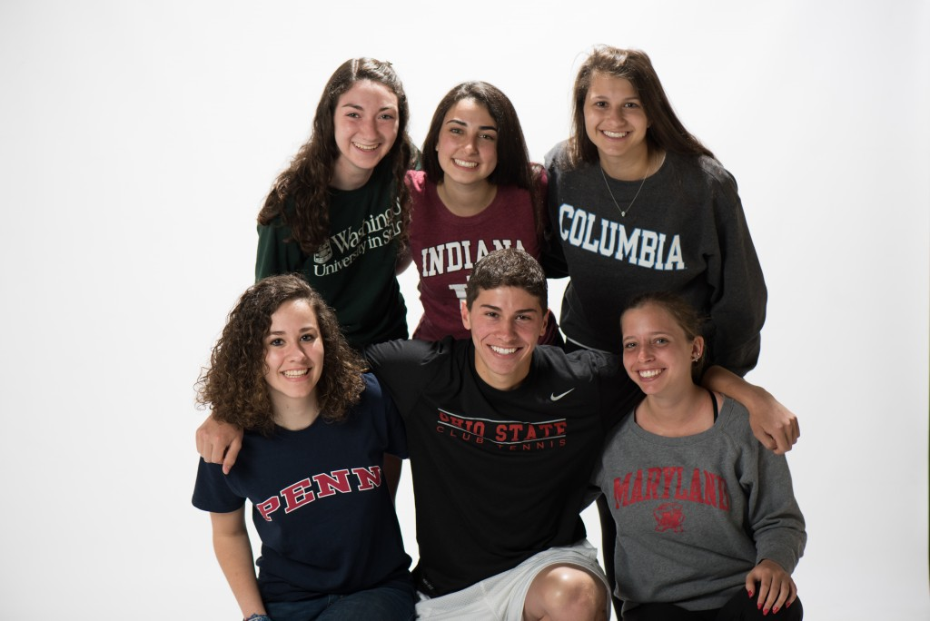 schechter alumni - college