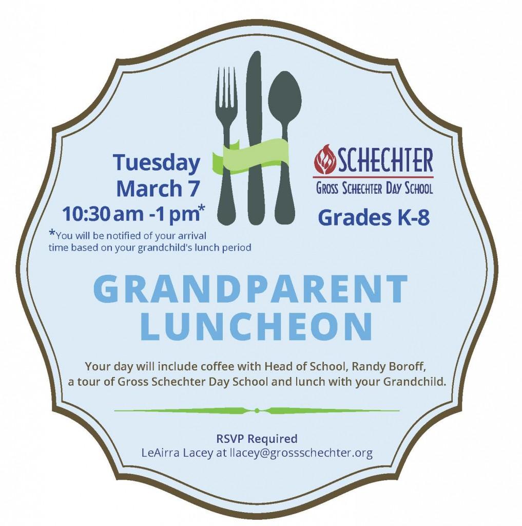 grandparent lunch