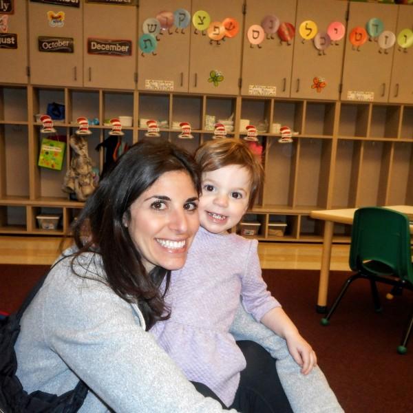 Preschool Prep: Parent & Tot Separation Class