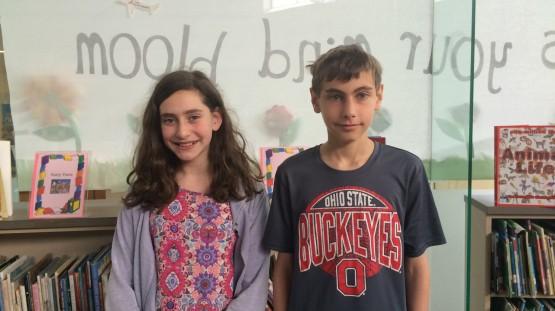 June Middle School Mensches
