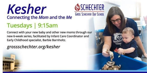 Kesher-Connecting the Mom and the Me
